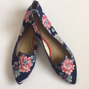 Gap Floral Woman's shoes size 10, New.
